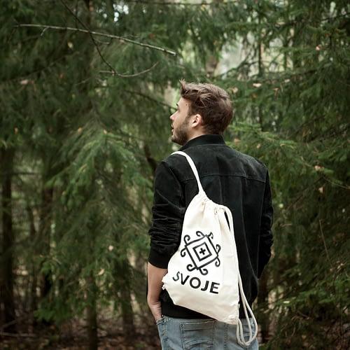 svoje plecak organiczna bawelna