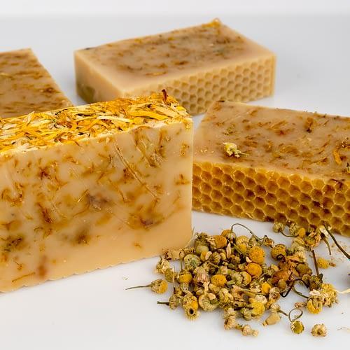 mydlo naturalne nagietek